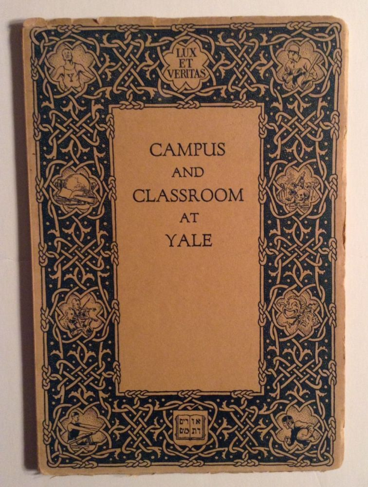 Campus and Classroom at Yale. Yale University.