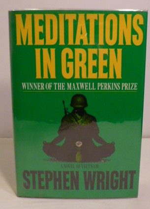 Meditations in Green. Stephen Wright.