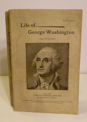 Life of George Washington. Morris H. Hancock.