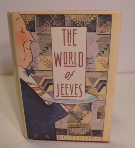The World of Jeeves. P. G. Wodehouse.