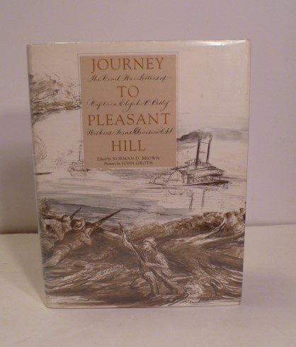 Journey To Pleasant Hill. Normand D. Brown.