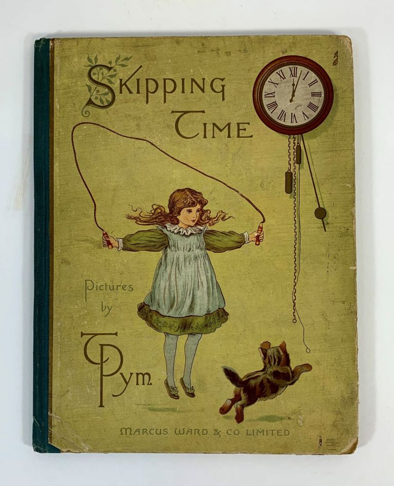 Skipping Time. Pictures By T. Pym. T. Pym.