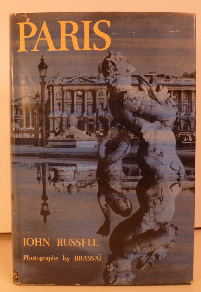 Paris with Photographs By Brassai. John Russell.