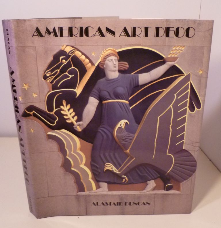 American Art Deco. Alastair Duncan.