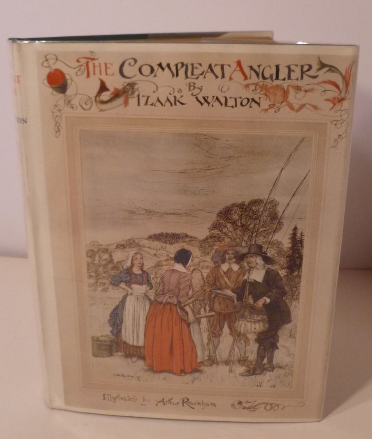 THE COMPLEAT ANGLER. Izaak Walton.