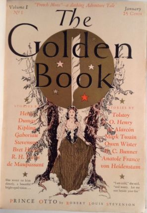 The Golden Book Magazine of Fiction and True Stories That Will Live. Volume 1, No. 1.