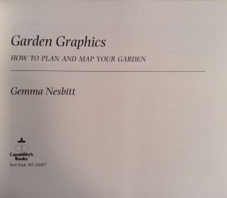 Garden Graphics. How To Plan And Map Your Garden