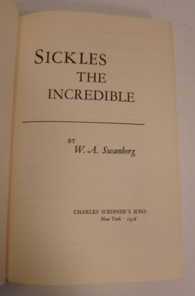Sickles The Incredible