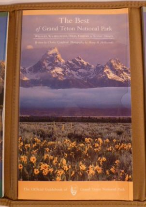 Grand Teton National Park: The Best: Day Hikes and Short Walks: History: Common Wildflowers