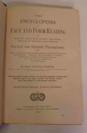 The Encyclopedia of Face and Form Reading...