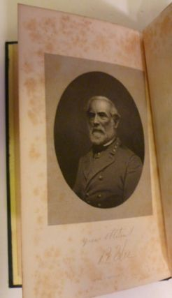 Four Years with General Lee: Being A Summary Of The More Important Events Touching The Career Of General Robert D. Lee, In The War Between The States:....