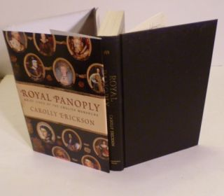 Royal Panoply; Brief Lives Of the English Monarchs