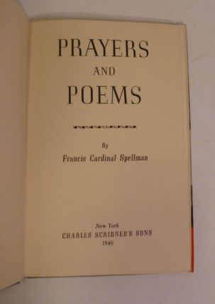 Prayers And Poems