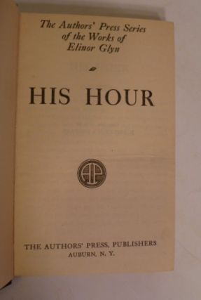 His Hour