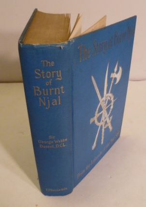 The STory; Of Burnt Njal; From The Icelandic Of The Njals Saga