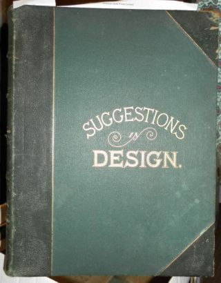 Suggestions in Design. John Leighton