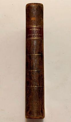 Hudibras, In Three Parts: Written In The Time Of The Late Wars. With Annotations And A Complete Index.