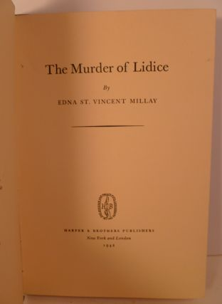 The Murder Of Lidice