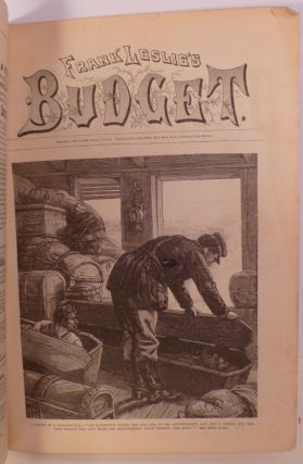 Frank Leslie's Budget. A Monthly Magazine