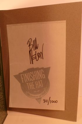 Finishing The Hat. The Illustrations of Bill Nelson