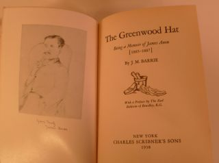 The Greenwood Hat. Being a Memoir of James Anon 1885-1887