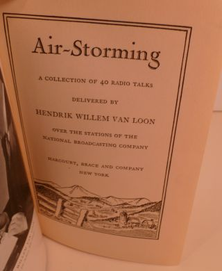 Air Storming. A Collectiion Of 40 Radio Talks