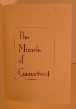 The Miracle of Connecticut