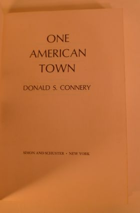 One American Town
