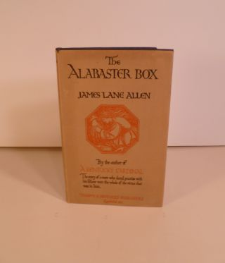 The Alabaster Box. James Laane Fox.