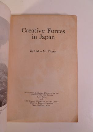Creative Forces In Japan