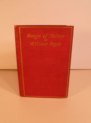 Songs of Action. A. Conan Doyle