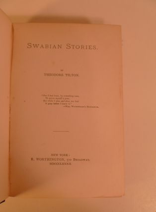 Swabian Stories