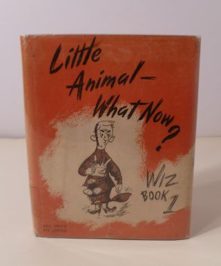 Little Animal What Now? Wiz.