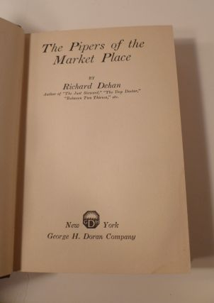 The Pipers of the Market Place