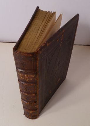 The Poetic Album: Containing The Poems of Alfred Tennyson, Mrs. Elizabeth Barrett Browning, and Alexander Smith.