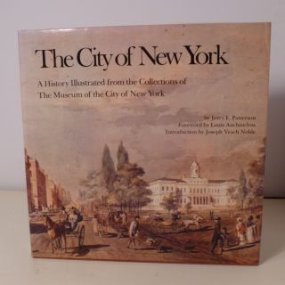 THE CITY OF NEW YORK. Jerry E. Patterson