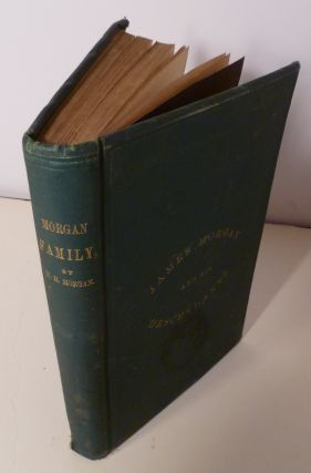 Morgan Genealogy. A History Of James Morgan, Of New London, Conn. And His Descendants; From 1607 to 1869.