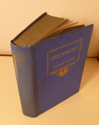 Discovery. The Story Of The Second Byrd Antarctic Expedition