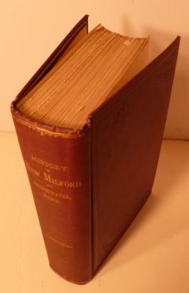 History Of The Towns Of New Milford And Bridgewater, Connecticut 1703-1882