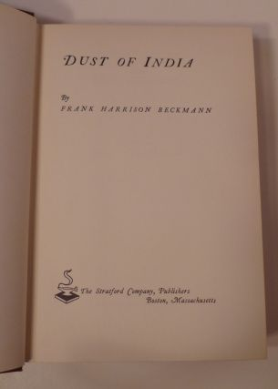 DUST OF INDIA