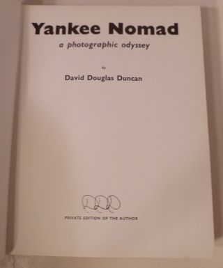 YANKEE NOMAD: A Photographic Odyssey