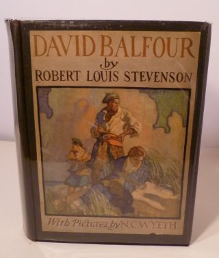 David Balfour. Robert Louis Stevenson