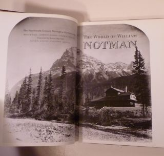 THE WORLD OF WILLIAM NOTMAN