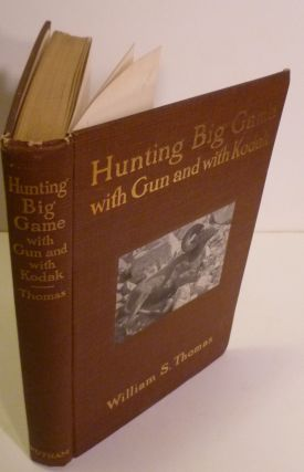 Hunting Big Game with Gun and with Kodak