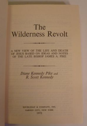 The Wilderness Revolt